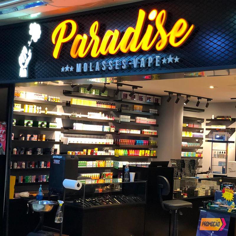Localização   Paradise Vape